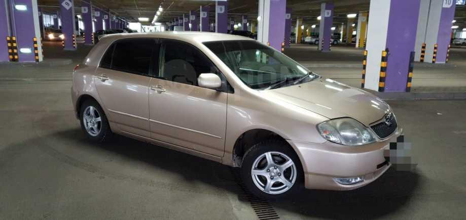 Toyota Corolla Runx, 2002 год, 345 000 руб.