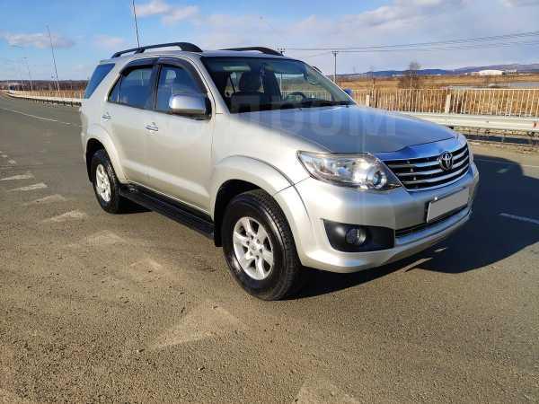 Toyota Fortuner, 2011 год, 1 520 000 руб.