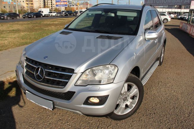 Mercedes-Benz M-Class, 2008 год, 765 000 руб.