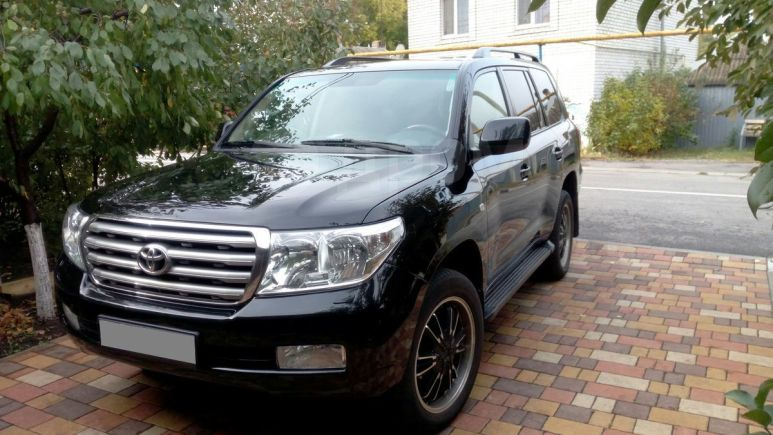 Toyota Land Cruiser, 2008 год, 1 500 000 руб.