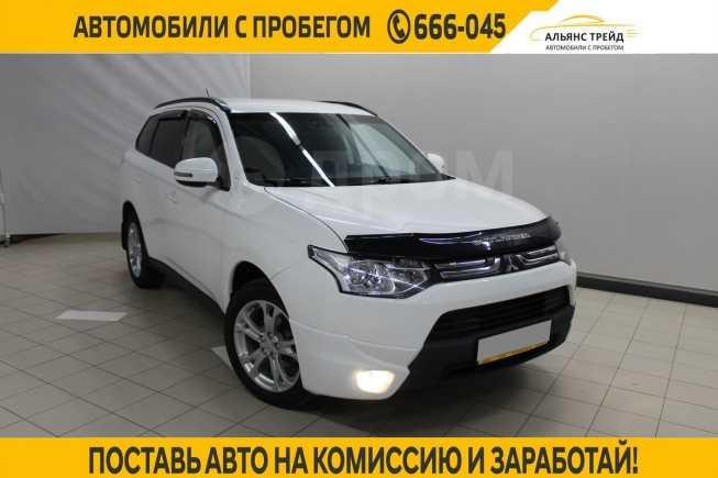 Mitsubishi Outlander, 2013 год, 949 000 руб.