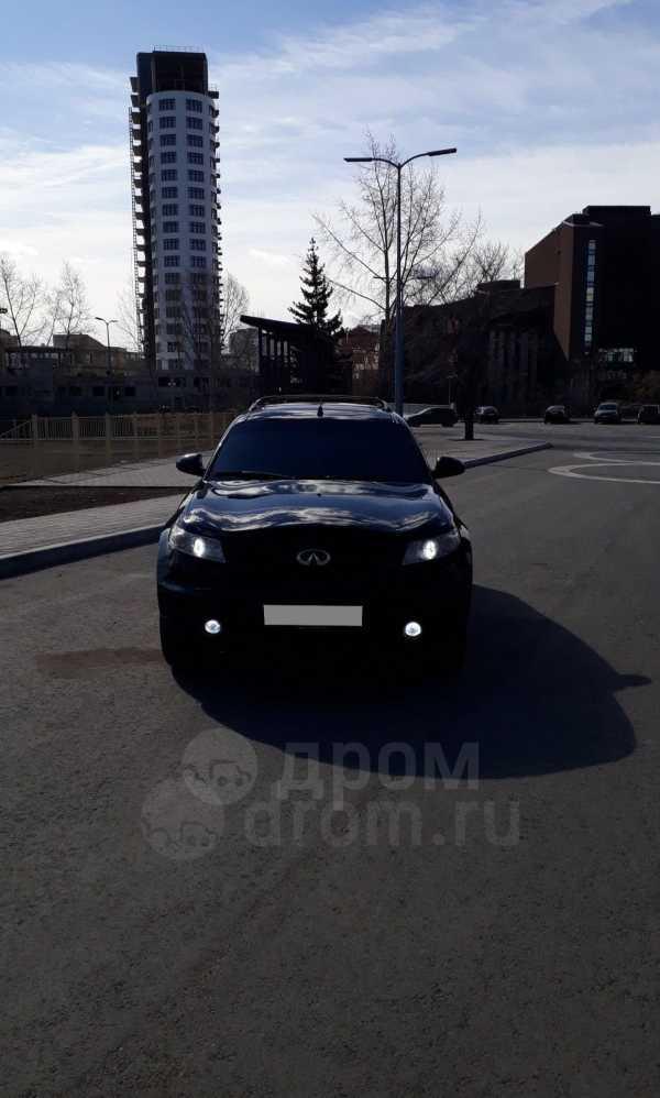 Infiniti FX35, 2004 год, 620 000 руб.
