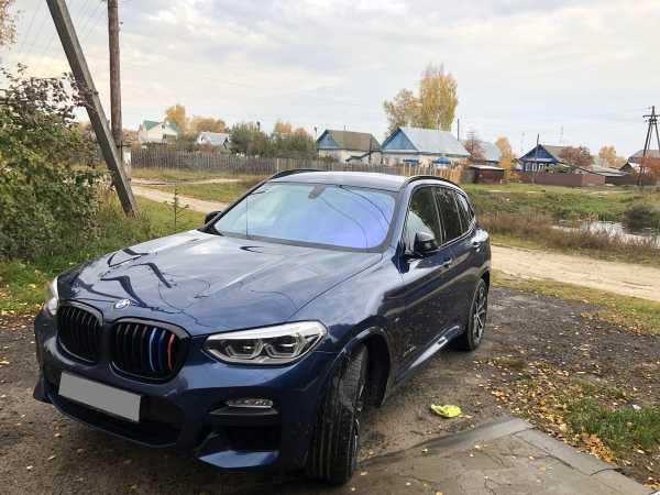 BMW X3, 2017 год, 3 050 000 руб.