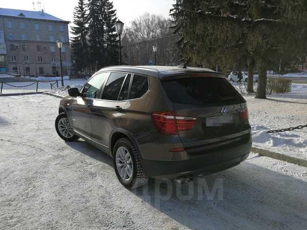 BMW X3, 2013 год, 1 200 000 руб.