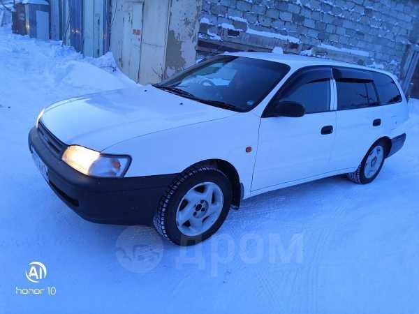 Toyota Caldina, 2000 год, 270 000 руб.