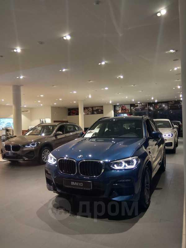 BMW X3, 2019 год, 3 400 000 руб.