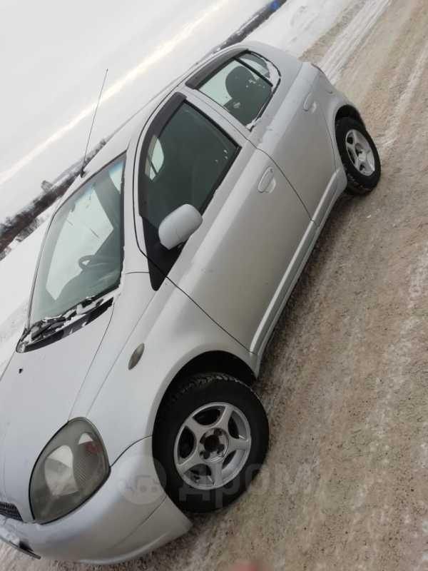 Toyota Vitz, 1999 год, 189 000 руб.
