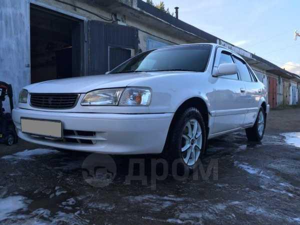 Toyota Corolla, 1997 год, 239 000 руб.