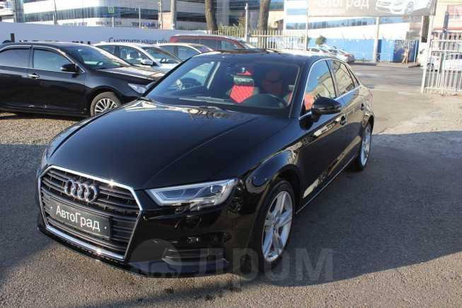 Audi A3, 2018 год, 1 230 000 руб.