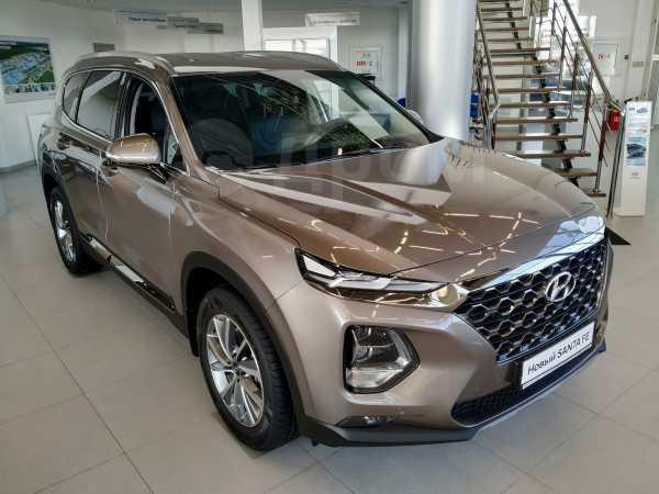 Hyundai Santa Fe, 2019 год, 2 544 000 руб.