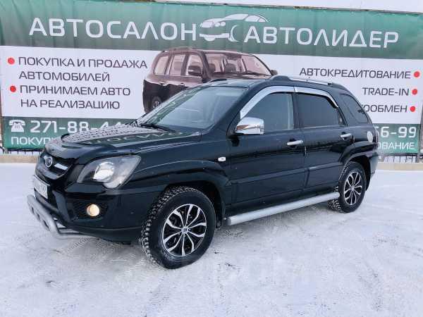 Kia Sportage, 2009 год, 599 000 руб.