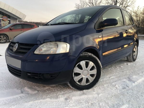 Volkswagen Fox, 2005 год, 187 000 руб.