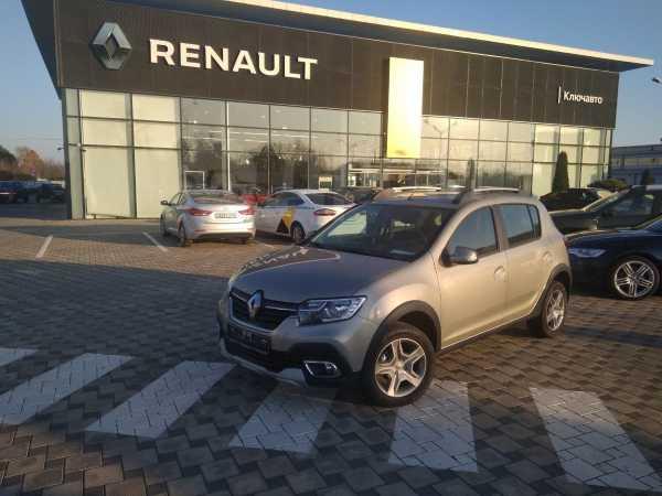 Renault Sandero Stepway, 2019 год, 730 000 руб.