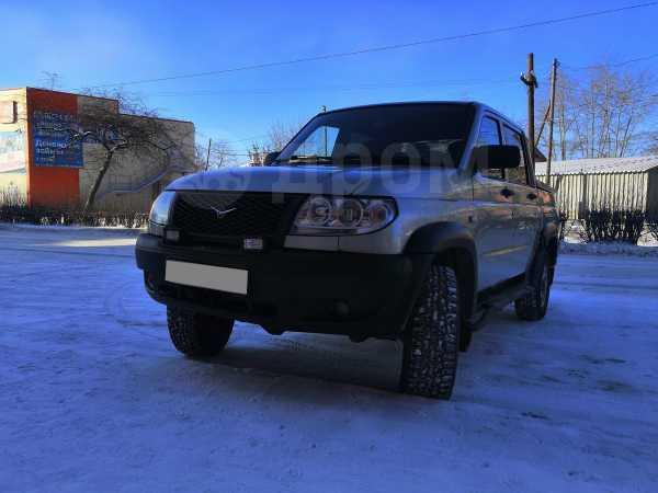 УАЗ Пикап, 2010 год, 270 000 руб.