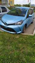 Toyota Vitz, 2015 год, 570 000 руб.