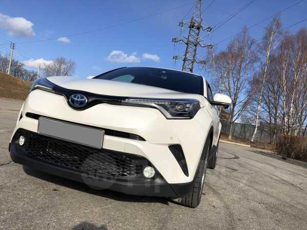 Toyota C-HR, 2018 год, 1 600 000 руб.