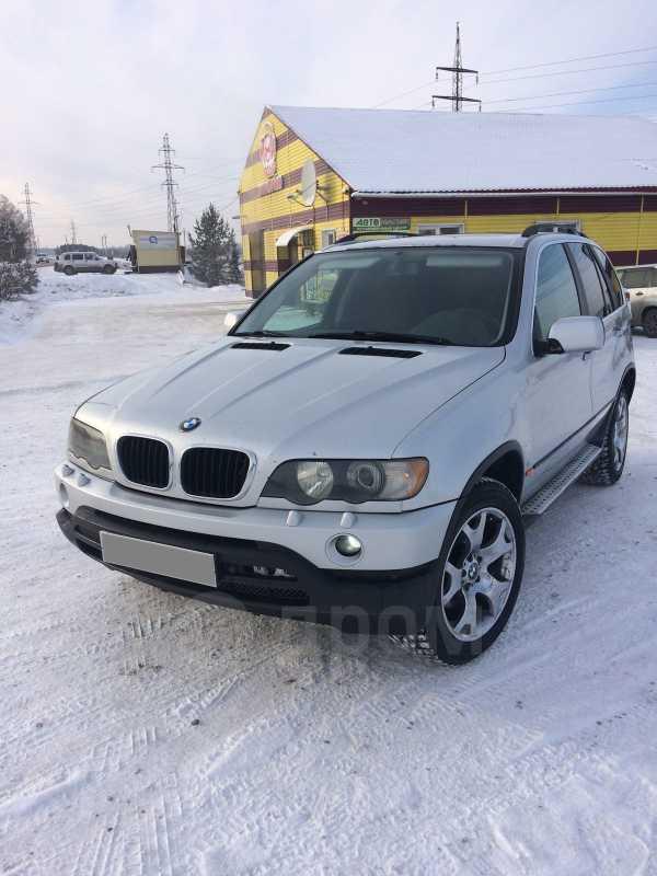 BMW X5, 2000 год, 515 000 руб.
