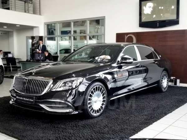 Mercedes-Benz S-Class, 2019 год, 13 691 200 руб.