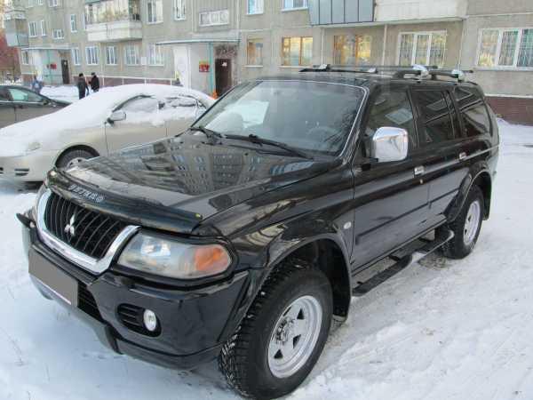 Mitsubishi Pajero Sport, 2007 год, 685 000 руб.