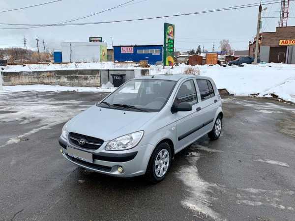 Hyundai Getz, 2010 год, 289 000 руб.