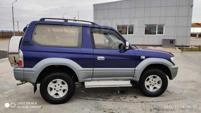 Toyota Land Cruiser Prado, 1998 год, 675 000 руб.