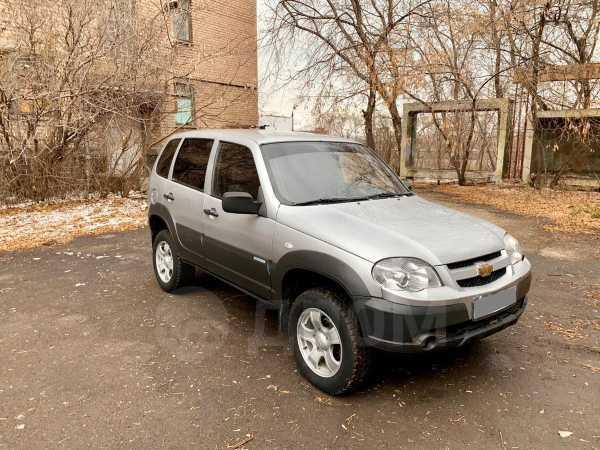 Chevrolet Niva, 2011 год, 229 000 руб.