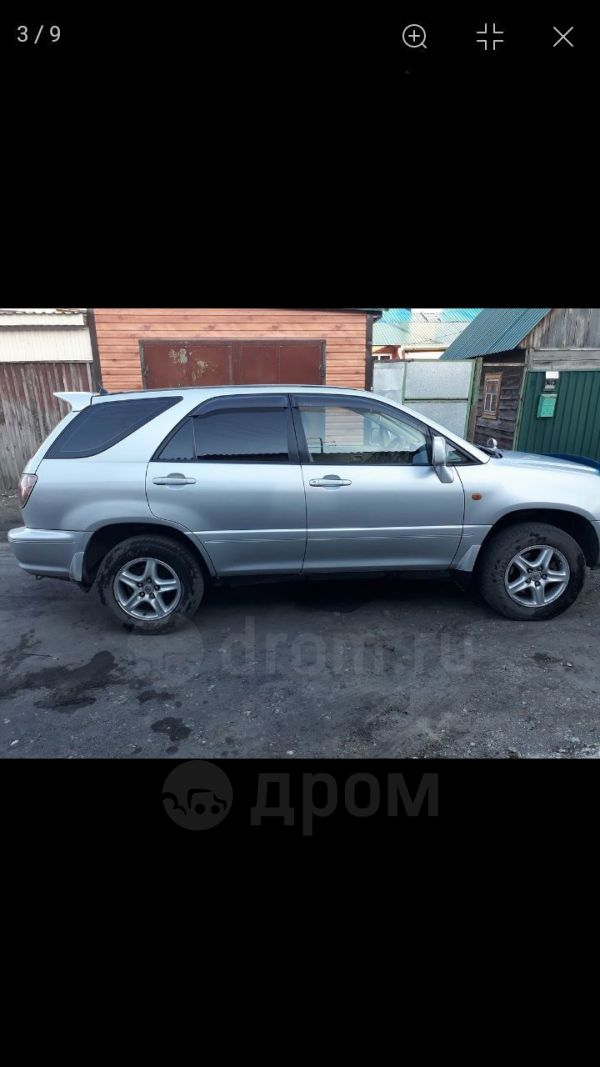 Toyota Harrier, 2000 год, 475 000 руб.