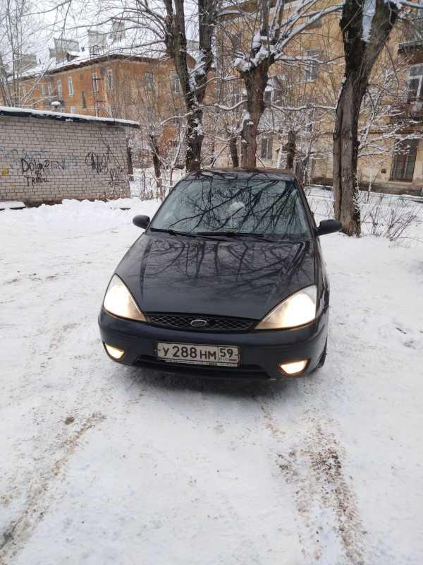 Ford Focus, 2004 год, 155 000 руб.