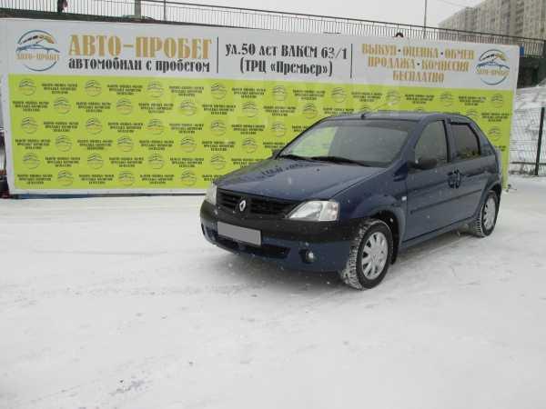 Renault Logan, 2006 год, 214 244 руб.