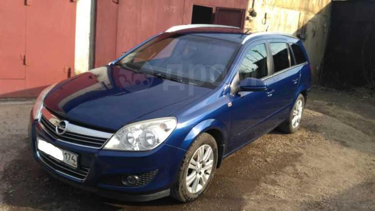 Opel Astra, 2007 год, 365 000 руб.