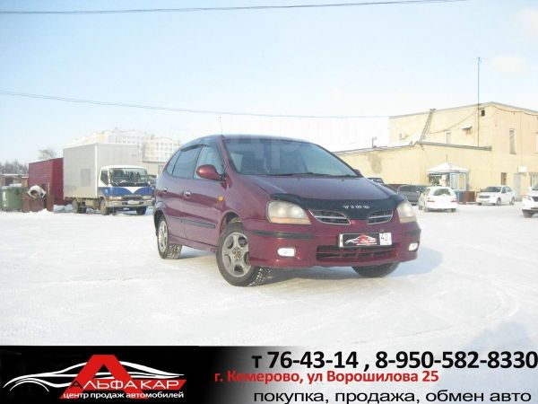 Nissan Tino, 2000 год, 219 000 руб.