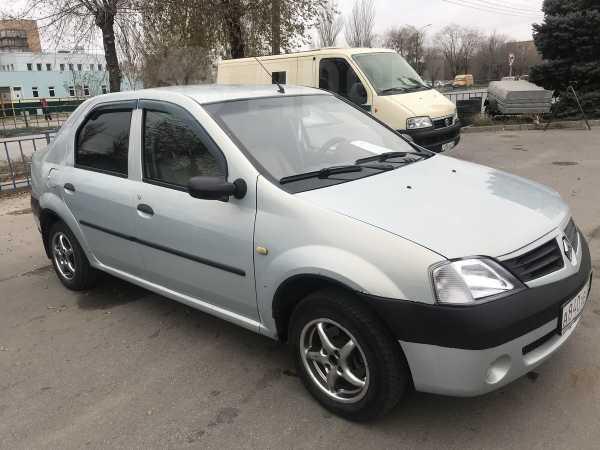 Renault Logan, 2007 год, 185 000 руб.