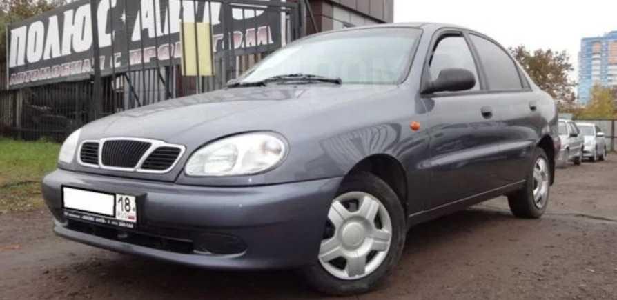 Chevrolet Lanos, 2007 год, 143 000 руб.