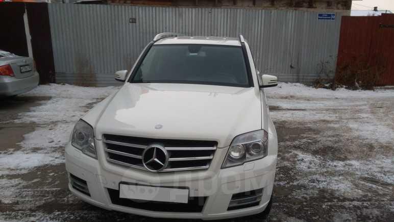 Mercedes-Benz GLK-Class, 2011 год, 1 000 000 руб.