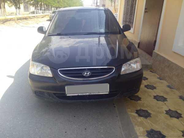 Hyundai Accent, 2011 год, 280 000 руб.