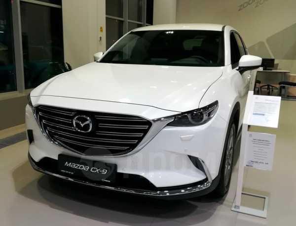 Mazda CX-9, 2019 год, 3 357 000 руб.