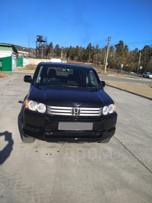 Honda Crossroad, 2009 год, 889 000 руб.