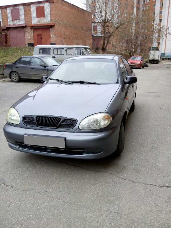 Chevrolet Lanos, 2006 год, 87 000 руб.
