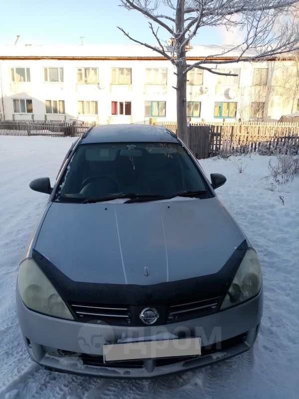 Nissan Wingroad, 2002 год, 140 000 руб.