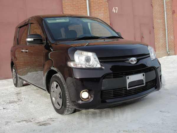 Toyota Sienta, 2014 год, 768 000 руб.
