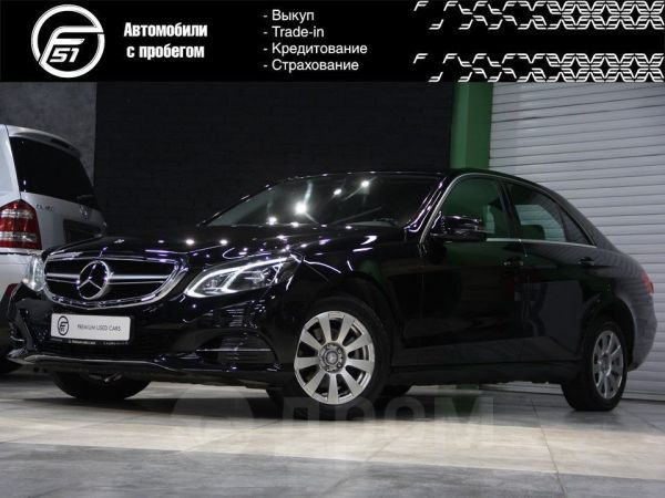 Mercedes-Benz E-Class, 2014 год, 1 200 000 руб.