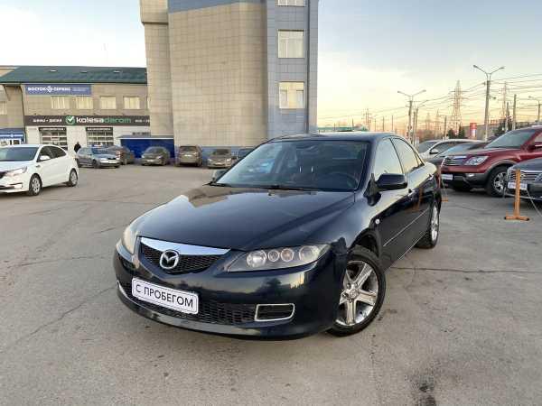 Mazda Mazda6, 2007 год, 197 000 руб.
