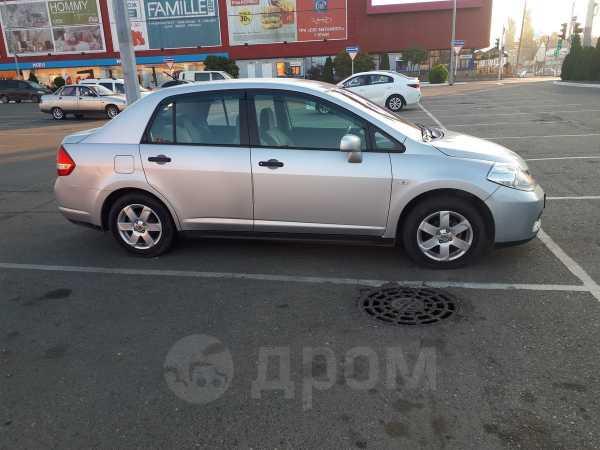 Nissan Tiida Latio, 2009 год, 310 000 руб.