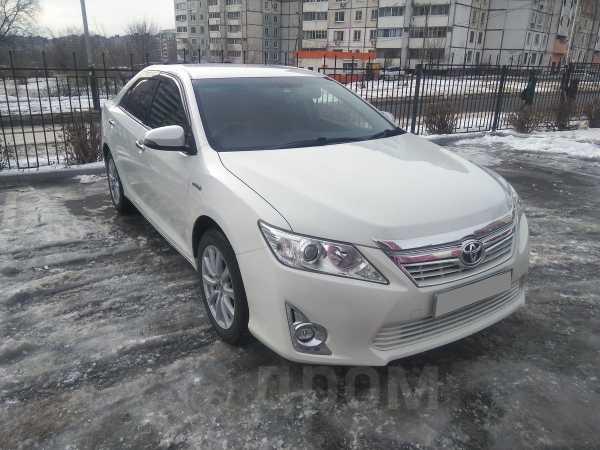 Toyota Camry, 2013 год, 1 055 000 руб.