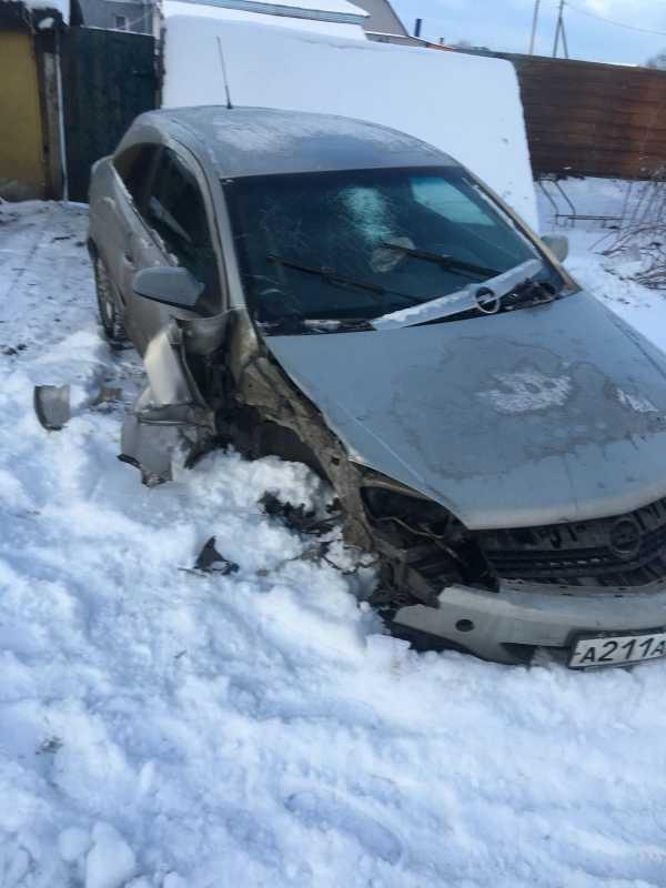 Opel Astra, 2008 год, 140 000 руб.
