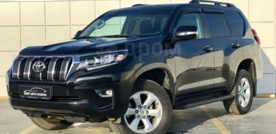 Toyota Land Cruiser Prado, 2018 год, 2 999 000 руб.