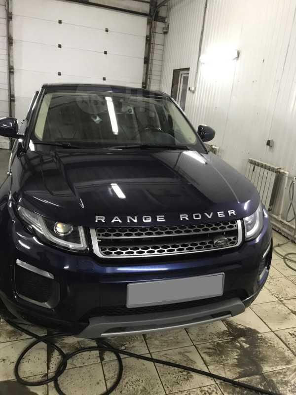 Land Rover Range Rover Evoque, 2017 год, 1 800 000 руб.