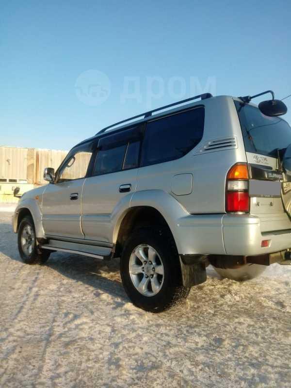 Toyota Land Cruiser Prado, 1998 год, 770 000 руб.
