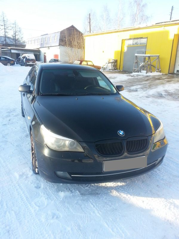 BMW 5-Series, 2008 год, 620 000 руб.