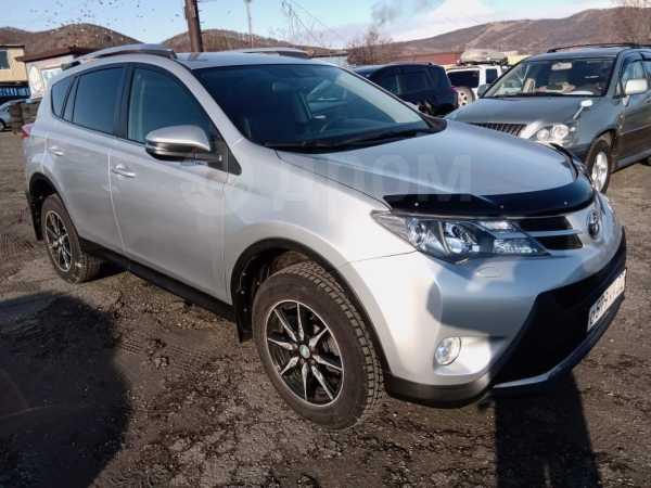 Toyota RAV4, 2013 год, 1 380 000 руб.